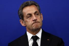 Sarkozy, detenido por la policía francesa