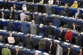 El Parlamento Europeo reelige al alemán Schulz como presidente