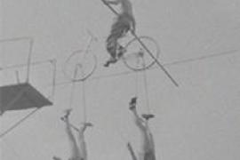 Trapecistas toca en Palma