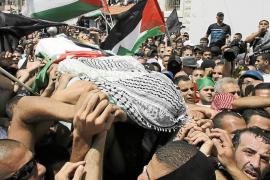 Palestinos e israelíes intentan evitar los enfrentamientos directos