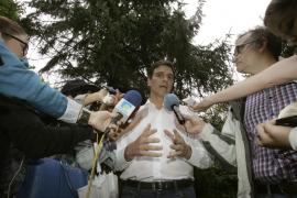 Pedro Sánchez: «Mi empeño es jubilar democráticamente a Mariano Rajoy»