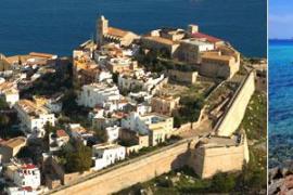Eivissa se publicita a bordo de los aviones de la compañía Aer Lingus