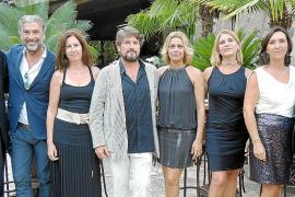 Boda de Mika Ferrer y Sonia Alcoberro