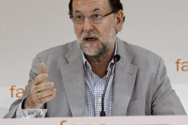 Rajoy: «Es una enorme falsedad decir que hemos liquidado el modelo de bienestar»