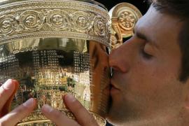 Djokovic se corona en Wimbledon y recupera el número uno