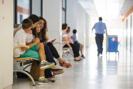 El nuevo hospital de Can Misses inicia su actividad «con total normalidad»