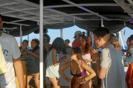 Investigan una denuncia por violación contra dos tripulantes de una 'party boat'
