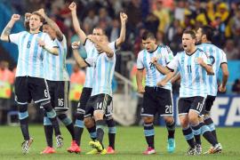 Romero mete a Argentina en la final en la tanda de penaltis
