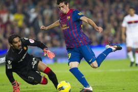 El Barça rescinde el contrato a Isaac Cuenca