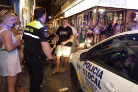 Sant Antoni reclama más policía para controlar las zonas conflictivas