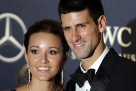 Djokovic se ha casado en el balneario montenegrino Stevi Stefan