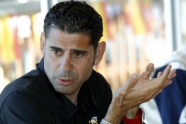 Hierro será el segundo entrenador de Ancelotti