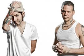 Los puertorriqueños Calle 13 listos para revolucinar Eivissa el próximo martes