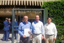 Formentera eleva la defensa de su singularidad institucional ante el TC