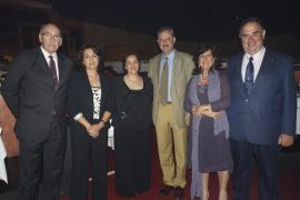 Cena de celebración del centenario de la aviación en Mallorca