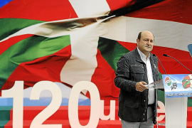 PNV: «La Constitución no sirve para este tiempo y nunca ha servido para Euskadi»