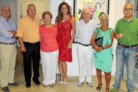 López Davis y Lorenzo Martínez presentan su obra en la Galería Vanrell