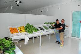 Dos años ofreciendo fruta y verdura
