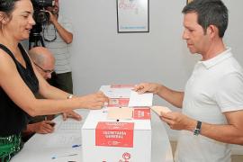 Eivissa escoge a Pedro Sánchez en sintonía con el resto de España