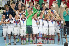 Alemania se corona tetracampeona gracias al gol de Götze en la prórroga
