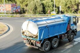 La falta de lluvia genera escasez de agua en pozos y acuíferos de Eivissa