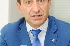 Biel Company: «En otoño reanudaremos las obras del emisario de la depuradora de Cala Tarida»