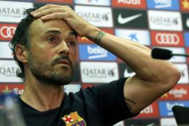 Luis Enrique: «Queremos ser fieles al estilo del Barça»