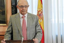 Montoro rechaza modificar el Estado por Catalunya o darle fiscalidad propia