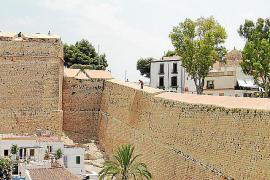 Las murallas renuevan su imagen