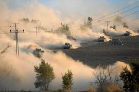 311 palestinos muertos en la ofensiva israelí, más de 70 en el último día