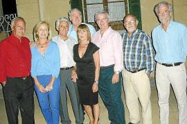 Cena de antiguos solidarios de Montesión