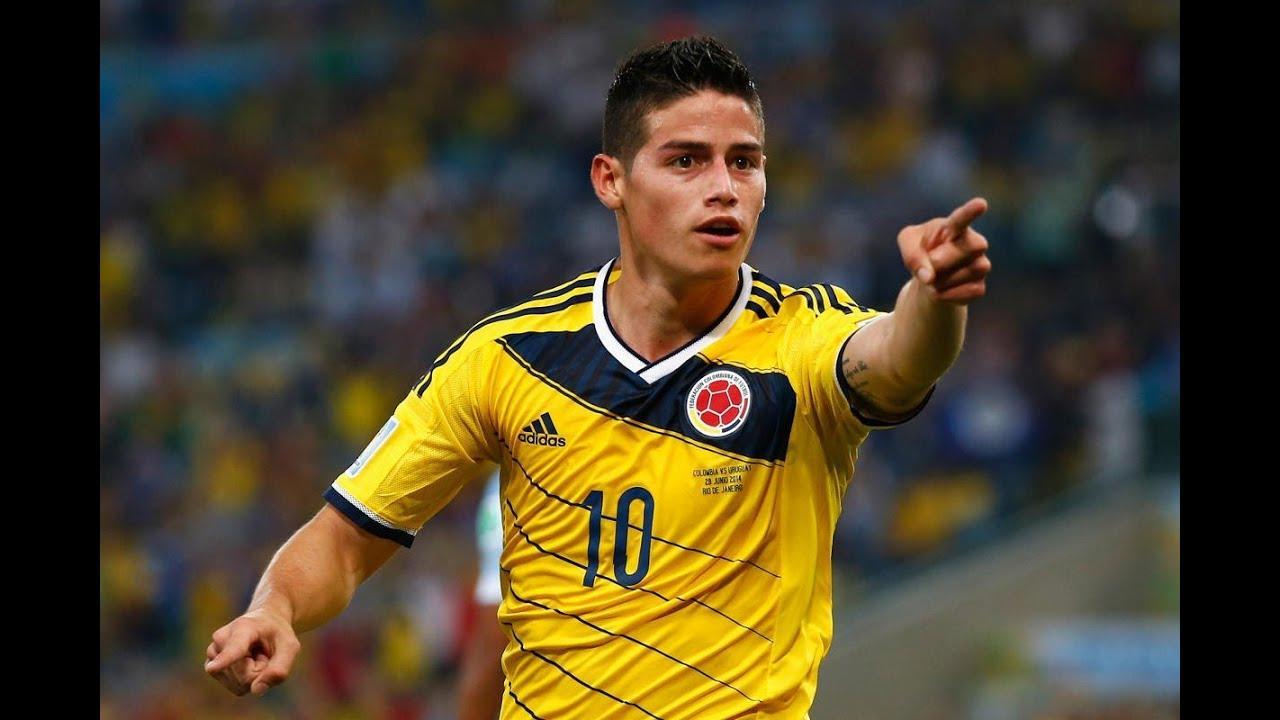 El gol de James Rodríguez ante Uruguay es elegido como el mejor del Mundial