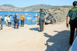 La Guardia Civil halla sin vida al pescador que desapareció en las rocas de Porroig