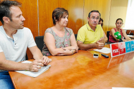 PSOE-Pacte pide el «desbloqueo» de las inversiones  realizadas en Eivissa