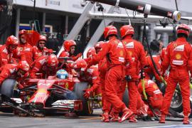 Allison, satisfecho con el resultado de Alonso en Alemania