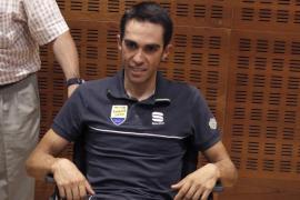 Contador: «Adiós a la Vuelta»