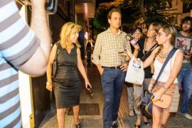 Pilar Marí y los tres concejales del PP formalizan su renuncia