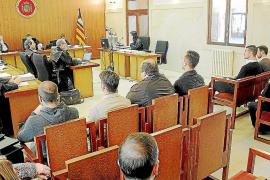 Condenado a seis años  un 'arrepentido' de Sant Antoni que traicionó a la fiscal