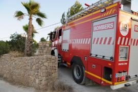 Un incendio en la vivienda del modelo Mark Vanderloo enciende las alarmas