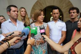 El PSOE-Pacte de Vila urge al PP a cubrir las vacantes en el Ayuntamiento
