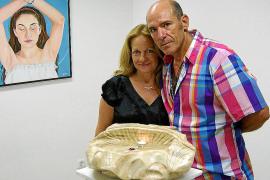 Pintura y escultura en la nueva muestra de Ribas, Zarco y Goffinet