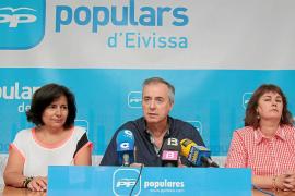 El PP inicia contactos con los futuros ediles y la opción  de Virginia Marí toma fuerza