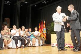 Alegría y emoción en la entrega de los Premios Sant Jaume 2014