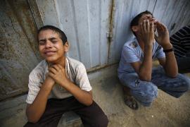 UNICEF cifra en 192 los niños «asesinados» durante la ofensiva israelí en Gaza