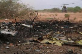 Localizada la segunda caja negra del avión siniestrado en Mali