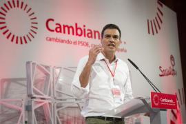 Pedro Sánchez, líder del PSOE: «Somos la izquierda que cambiará España»