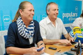 Virginia Marí suma dentro y fuera del PP los apoyos necesarios para ser alcaldesa