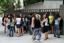 El casting de Operación Triunfo 2010 llega a Palma