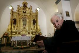 Muere Josep Planells, el sacerdote poeta que se inspiraba en la Biblia