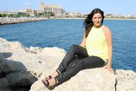 Vicky de Masterchef vuelve a Mallorca y nos habla de sus planes de futuro